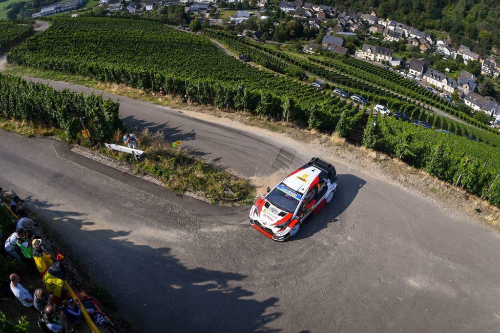 WRC   Un altro rally rischia di saltare in questo 2020?