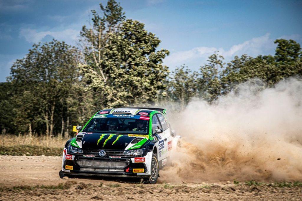 ERC | Rally Liepaja 2020, prima giornata: Solberg in testa nonostante gli imprevisti