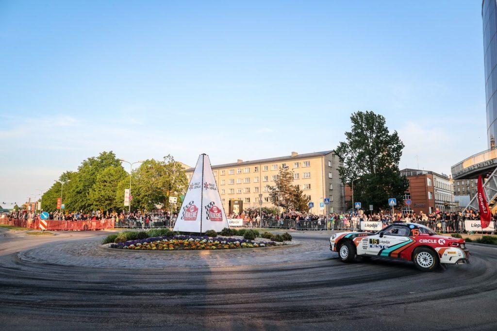 ERC | Rally Liepaja 2020, introdotte severe misure sanitarie per i Paesi con l'indice Covid più alto