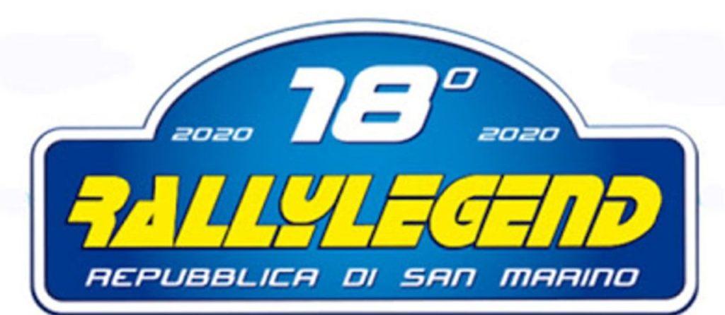 Il Rallylegend 2020 cambia la data per effetto del Rally Italia Sardegna