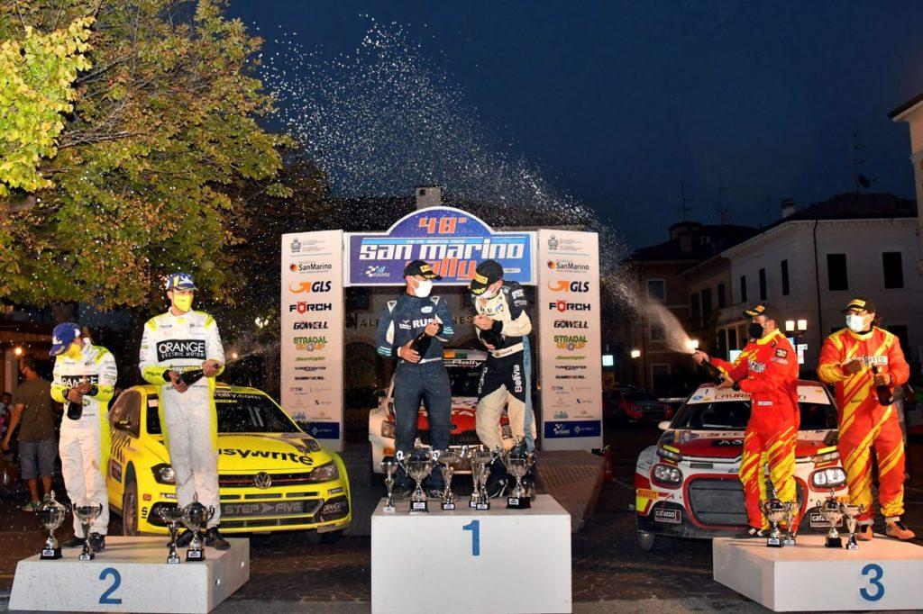 CIRT | Bulacia beffa Campedelli e vince il San Marino Rally 2020