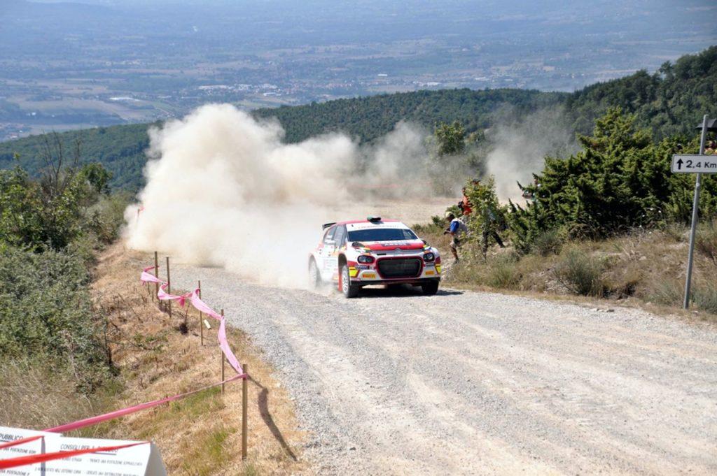 CIRT | Verso il San Marino Rally: Andreucci difende la leadership, Campedelli cambia vettura