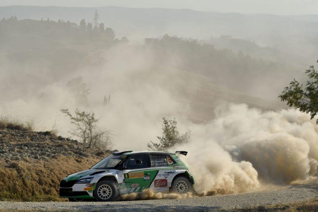 Polverone Consani: l'orrido hashtag e la polemica sui nostri campionati rally di cui non sentivamo il bisogno