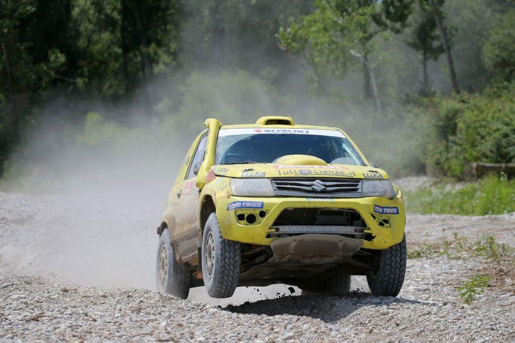 CI Cross Country | Riparte la stagione di Suzuki e Lorenzo Codecà