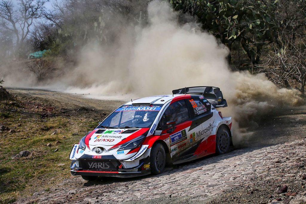 WRC | Toyota e la difesa della leadership nel campionato al Rally Estonia