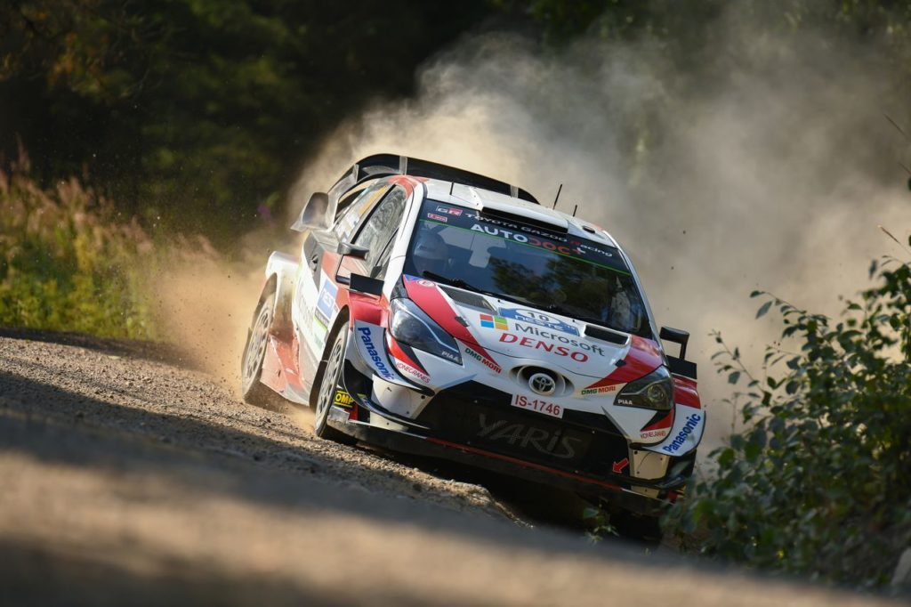 WRC | Test Toyota in Estonia, il turno di Rovanpera (Video). Il team preoccupato per la logistica nel caso venisse confermato l'Ypres Rally
