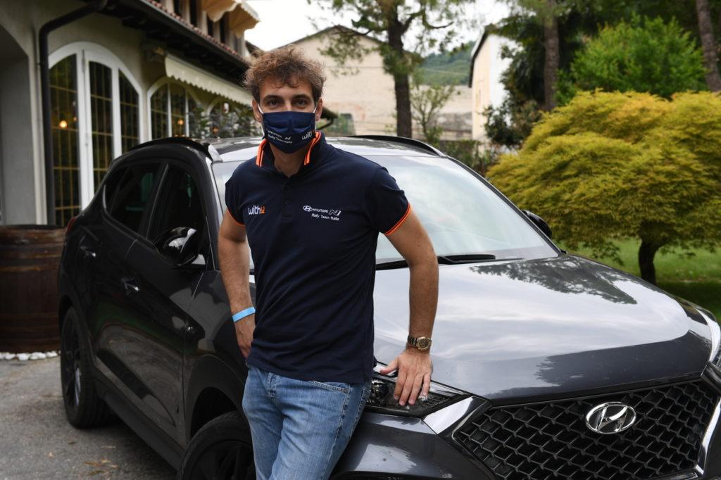 """Umberto Scandola: """"Con la Hyundai i20 R5 sto costruendo il feeling. In futuro mi piacerebbe tornare in un campionato completo"""" [INTERVISTA]"""