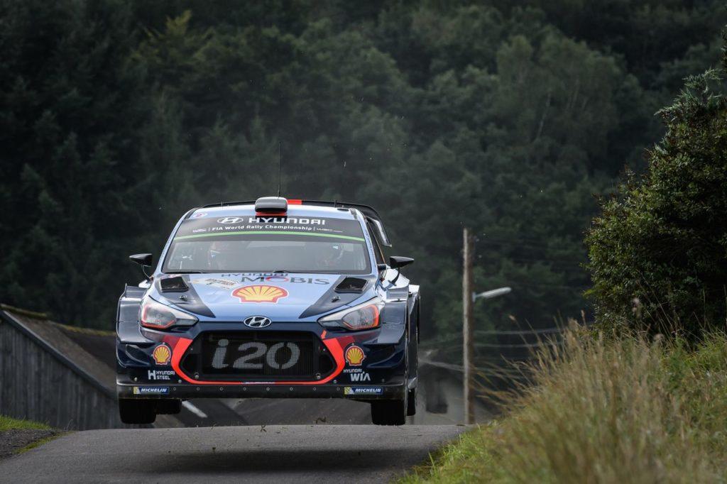 WRC | Forse anche il Rally del Giappone rischia. Eventuale sostituzione con l'Ypres Rally?