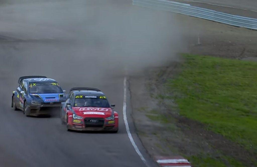 WRX | World RX Holjes, Svezia, Gara 2: Ekstrom ha la meglio su Kristoffersson in un finale sensazionale [VIDEO]