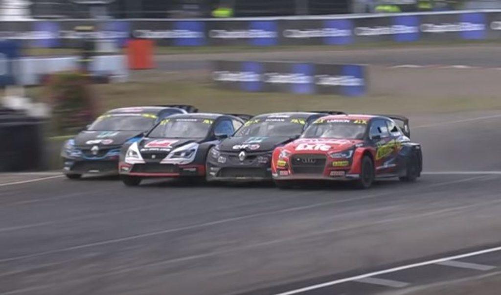 WRX | World RX Finland, Gara 1: Kristoffersson asfalta tutti, ma il campionato resta aperto