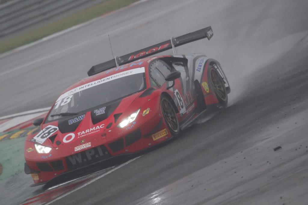 British GT | Altra vittoria di Lamborghini a Donington con Caldarelli-Igoe in Gara 1