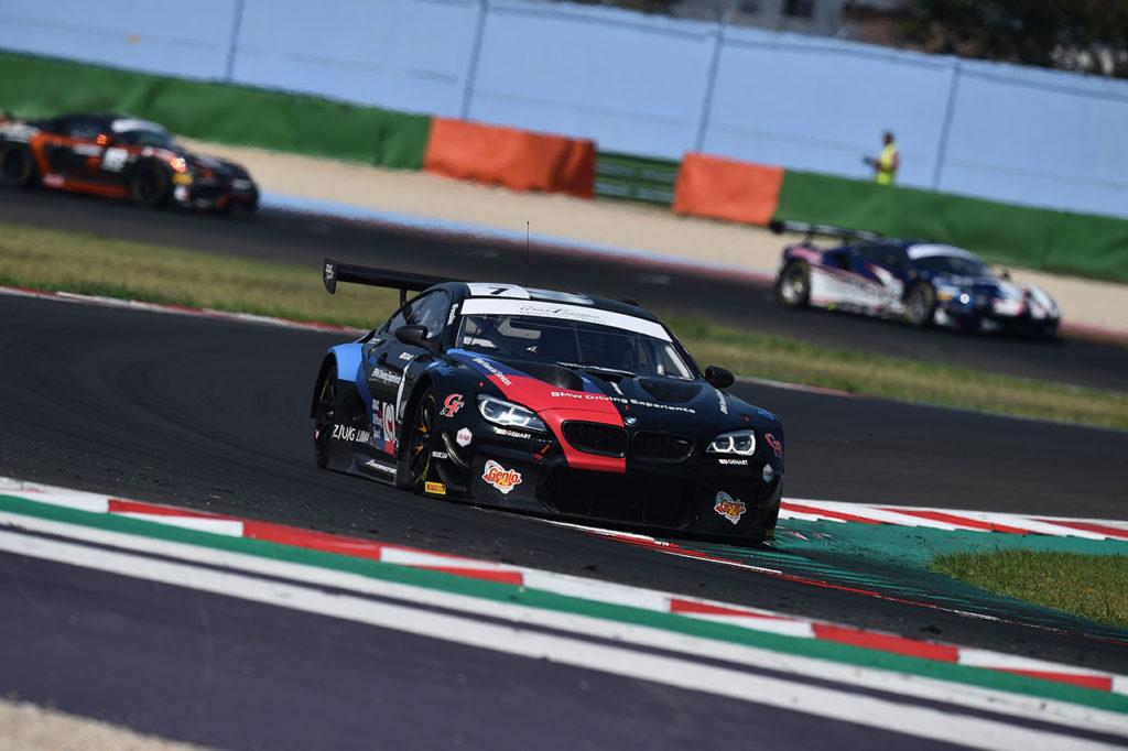 CIGT | Altro podio per BMW Team Italia a Misano, successo nella classe GT4