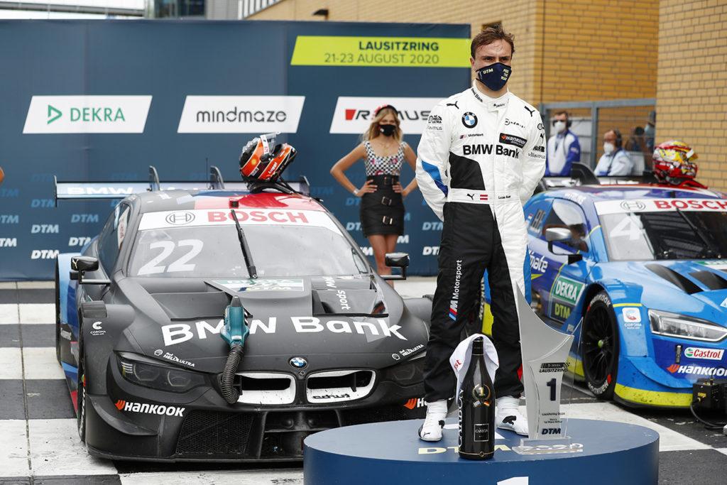 DTM | Lausitzring (2), Gara 2: Auer regala la prima vittoria stagionale a BMW