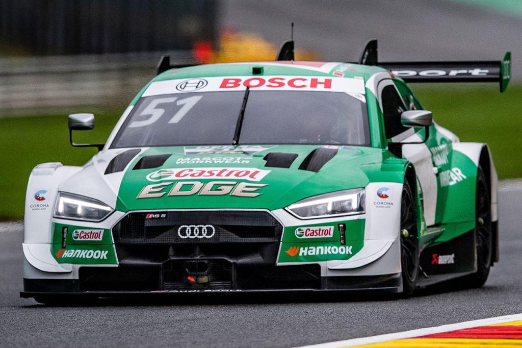 DTM | Spa-Francorchamps, Gara 1: facile dominio di Mueller e Audi