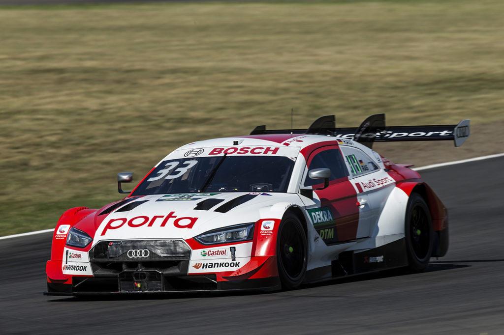 DTM | Lausitzring, Gara 2: Rast vince in volata Muller, Wittmann 3°