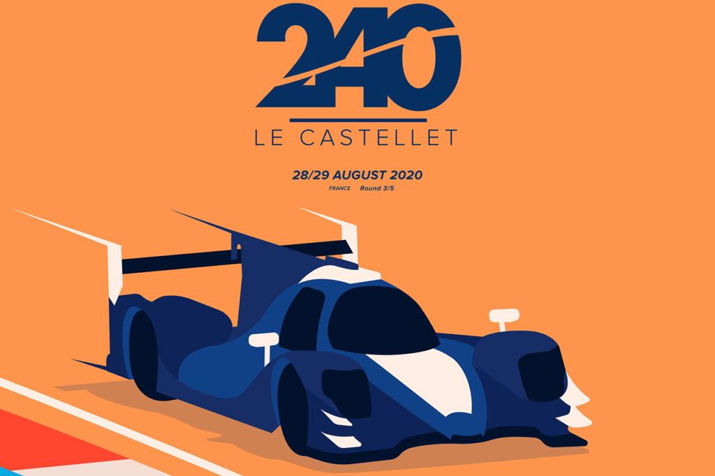 ELMS | Le Castellet 240 2020: anteprima e orari del weekend