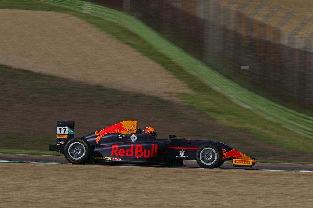 F4 Italia | Imola, Gara 2: Edgar danza e vince sotto la pioggia, 2° Crawford