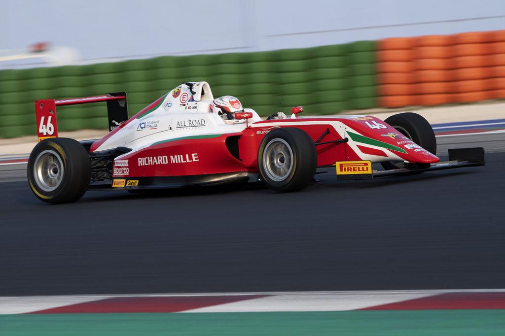 F4 Italia | Misano, Gara 1: Minì firma la prima davanti a Pizzi e Ugran