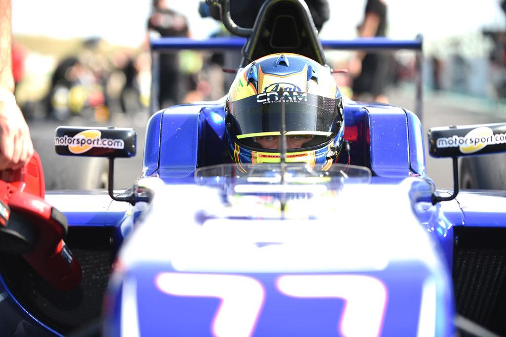 F4 Italia | Imola, Gara 3: Rosso schiaccia tutti con Cram, Pizzi insegue