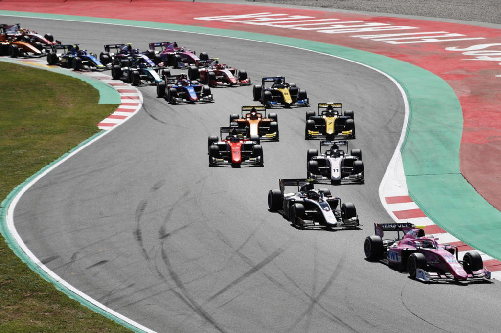 FIA F2   Barcellona 2020: anteprima e orari del weekend