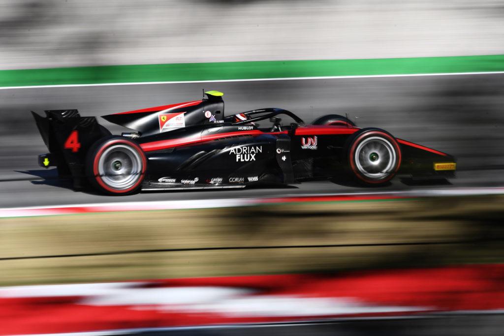 FIA F2 | Barcellona, Qualifiche: Ilott si conferma in pole, Schwartzman 2º