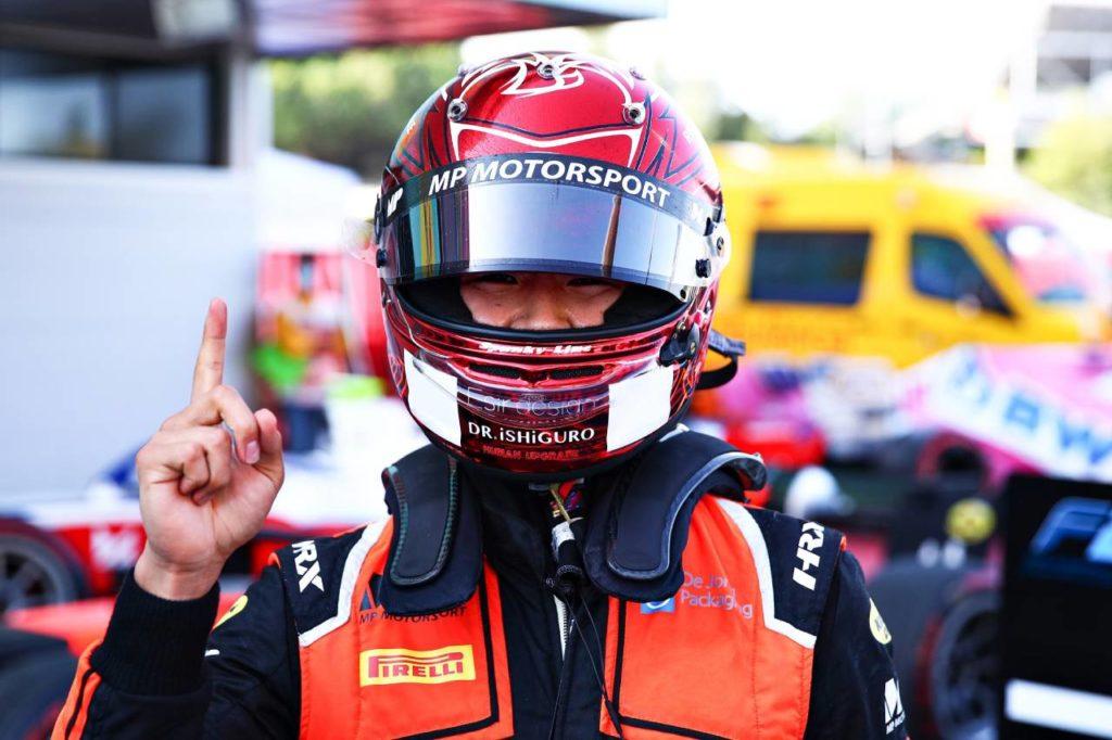 FIA F2 | Barcellona, Gara 2: vittoria a sorpresa di Matsushita, Ilott spreca