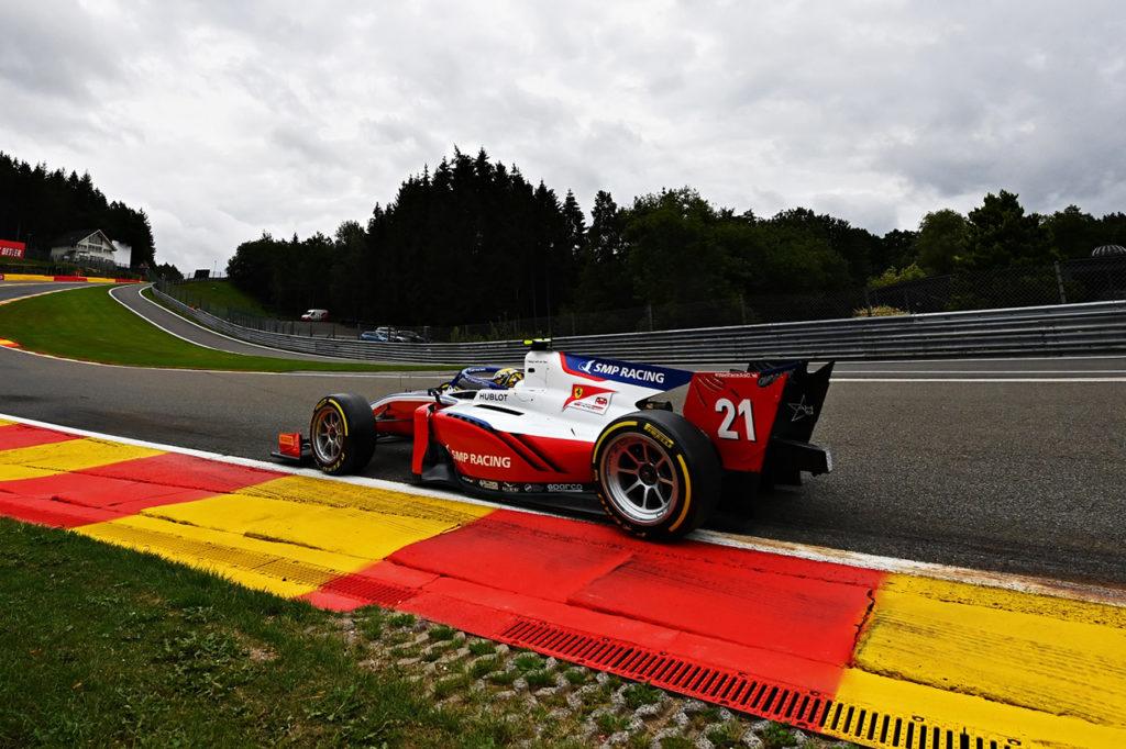 FIA F2 | Spa-Francorchamps, Gara 2: doppietta Prema con Shwartzman-Schumacher