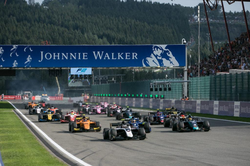 FIA F2 | Spa-Francorchamps 2020: anteprima e orari del weekend