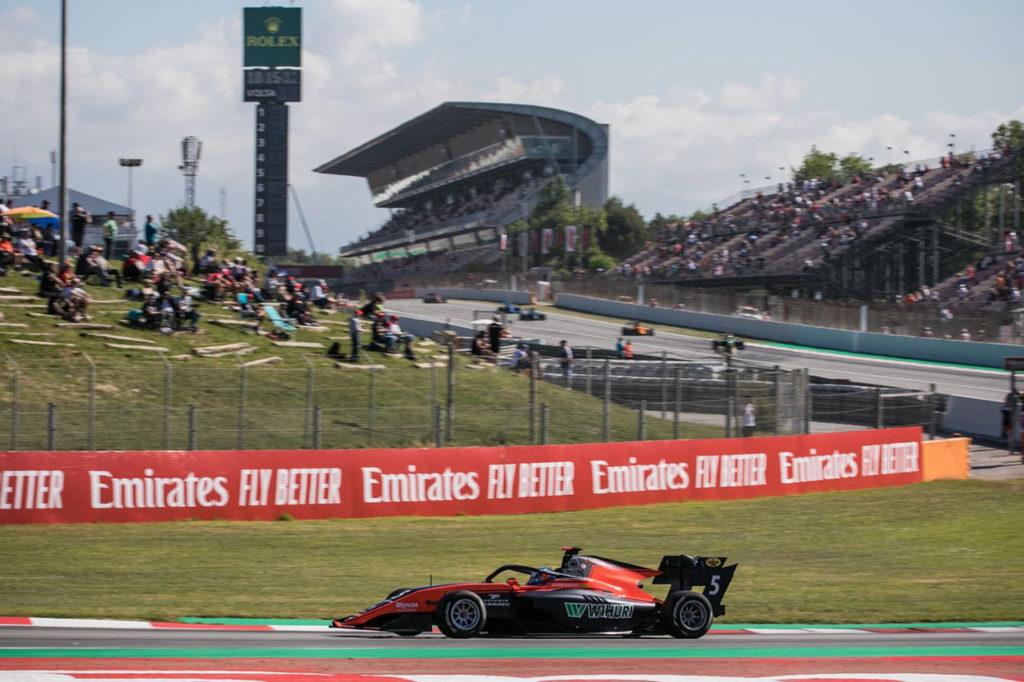 FIA F3 | Barcellona 2020: anteprima e orari del weekend