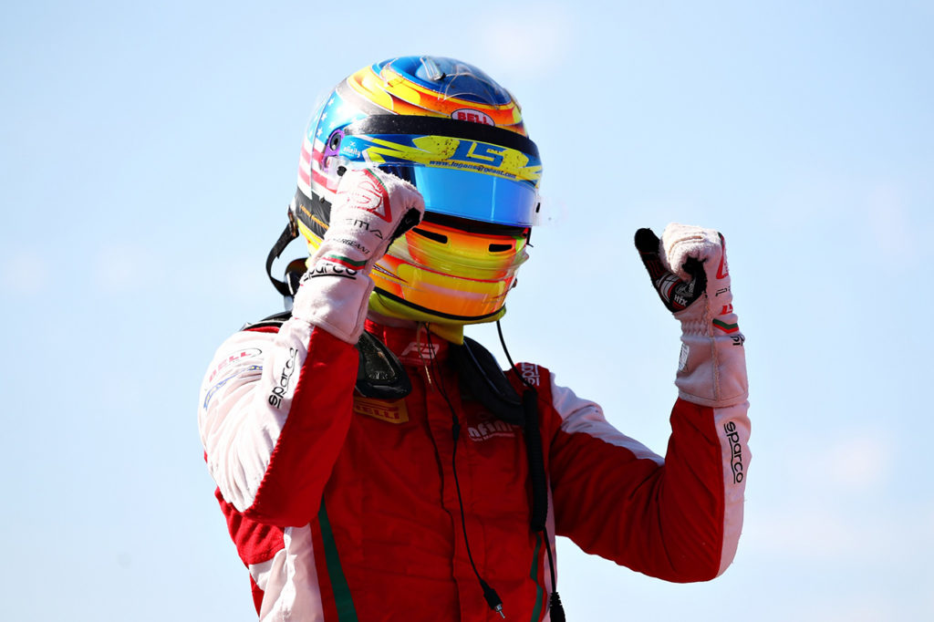 FIA F3 | Silverstone (2), Gara 1: Sargeant firma finalmente la prima vittoria