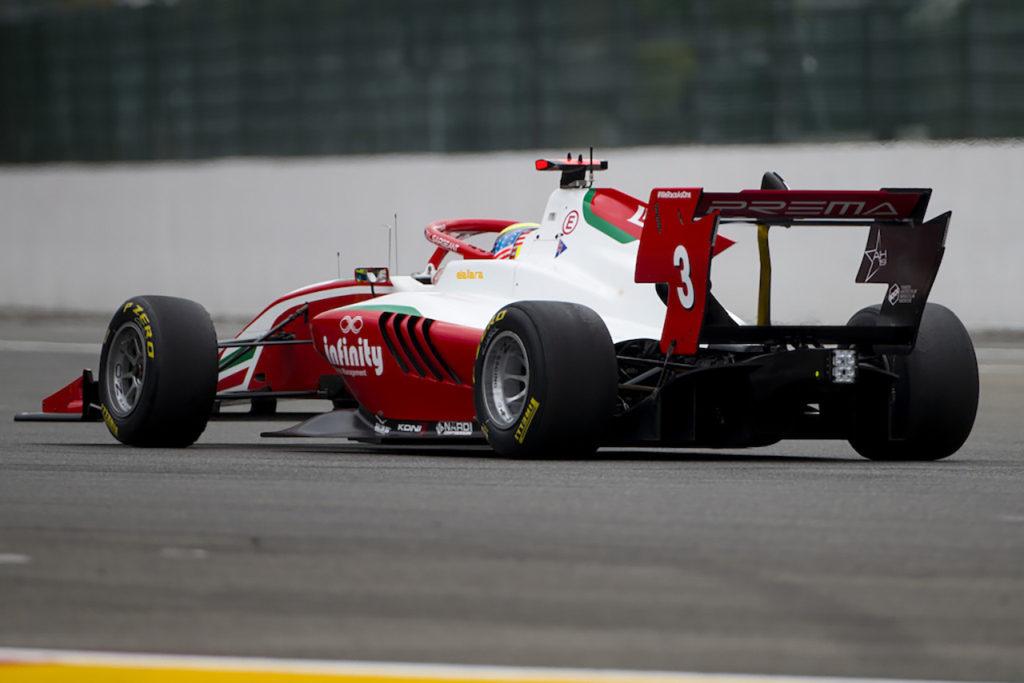 FIA F3 | Spa-Francorchamps, Gara 2: doppietta Prema con Sargeant e Vesti