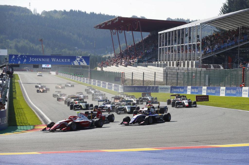 FIA F3 | Spa-Francorchamps 2020: anteprima e orari del weekend