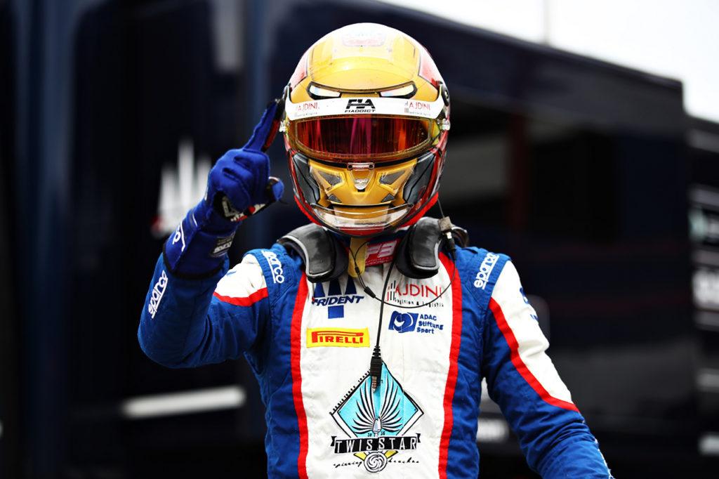 FIA F3 | Spa-Francorchamps, Gara 1: Zendeli e Trident non sbagliano dalla pole position