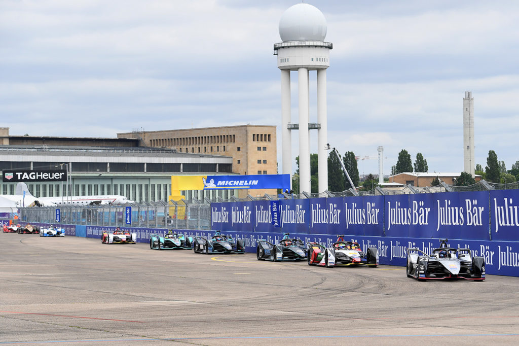Formula E | ePrix di Berlino 2020: anteprima e orari del weekend