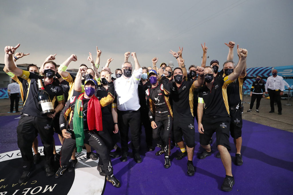 Formula E | DS Techeetah si riconferma: doppio titolo conquistato con Da Costa e Vergne
