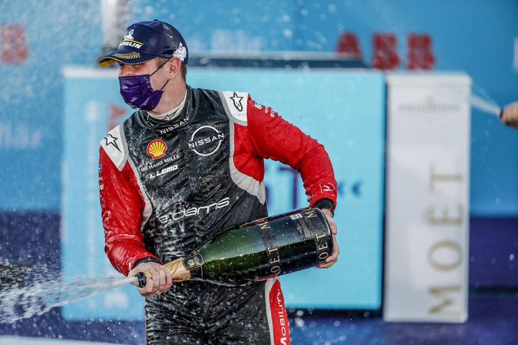 Formula E | Nissan e.dams conclude la stagione da vicecampione e con una vittoria