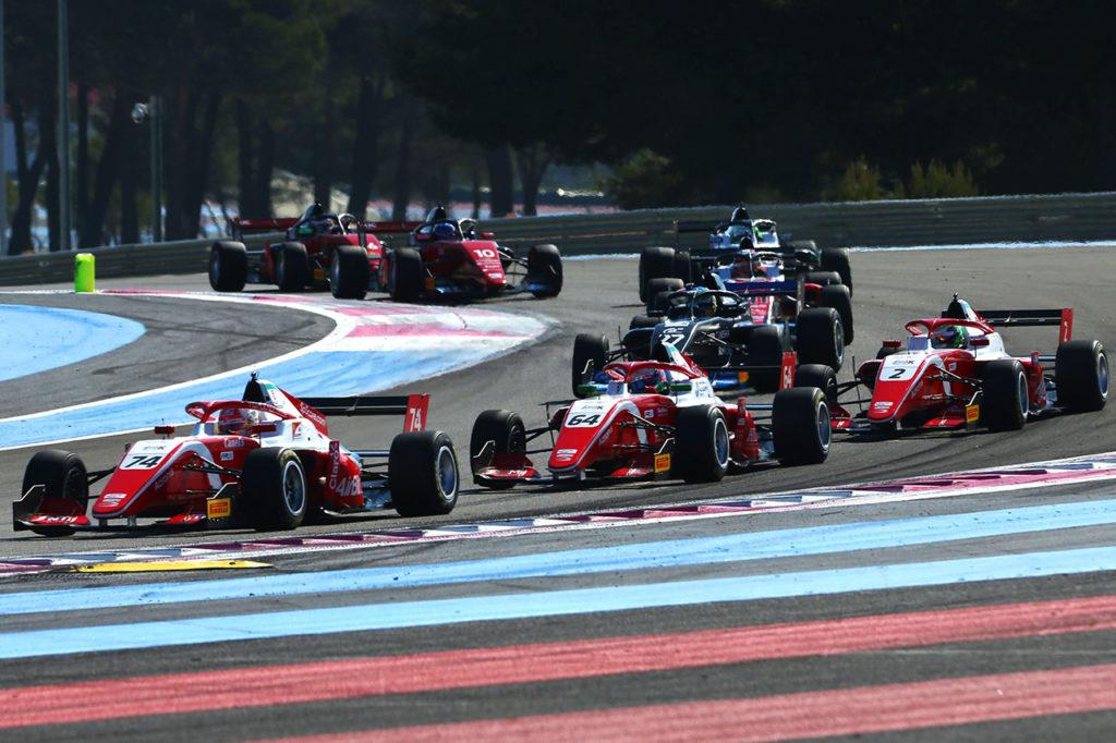 Formula Regional | Le Castellet 2020: anteprima e orari del weekend