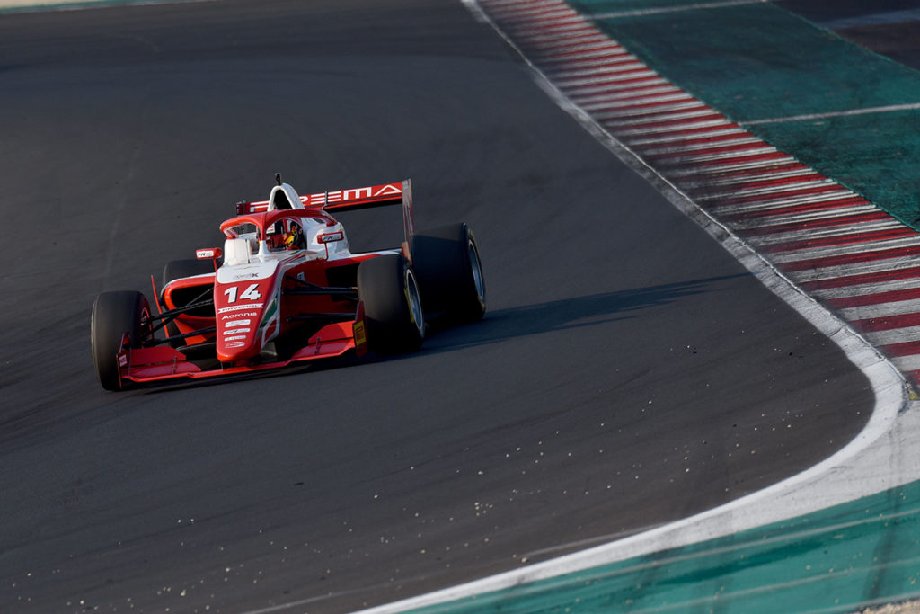Formula Regional | Misano, Gara 2: Leclerc non sbaglia e vince davanti a Petecof