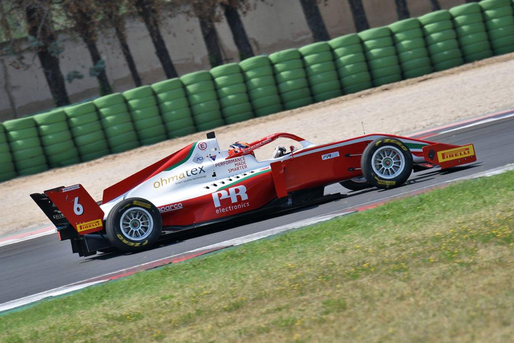 Formula Regional | Misano, Gara 1: pasticcio Leclerc-Petecof, Rasmussen approfitta