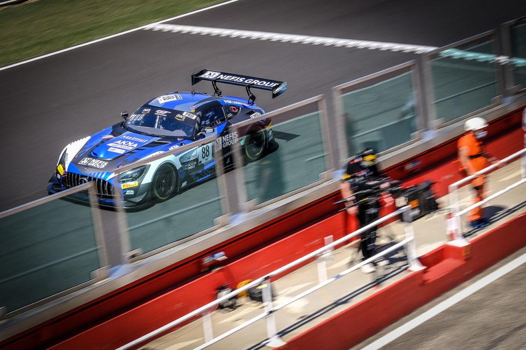 GTWC Europe | Misano, Gara 2: Marciello-Boguslavskiy vincono dalla pole con Mercedes