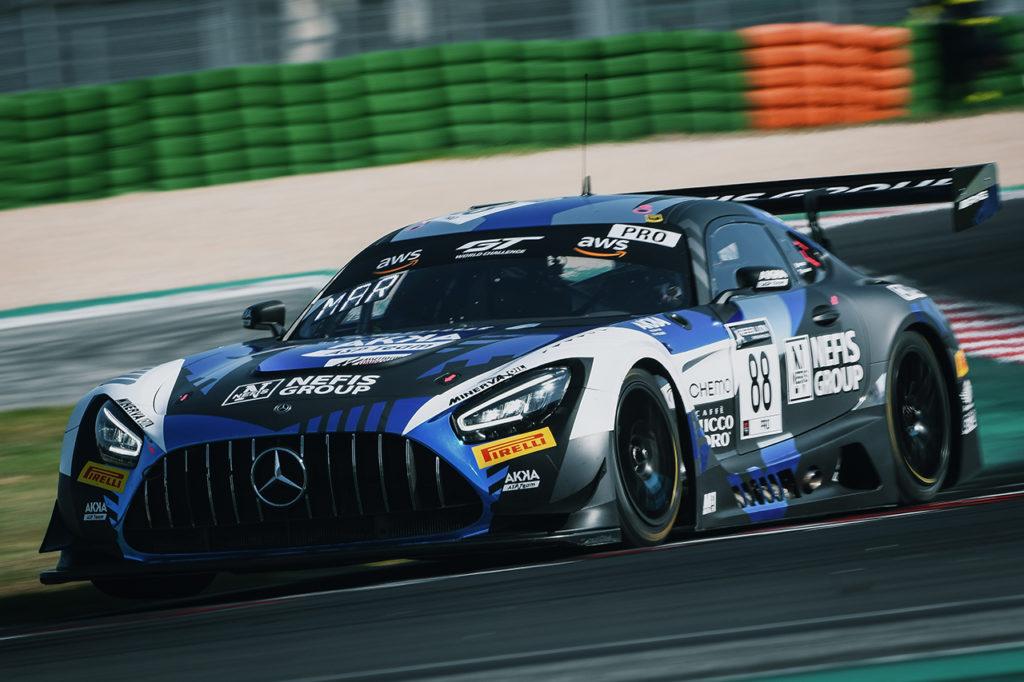 GTWC Europe | Marciello-Boguslavskiy conquistano una vittoria per Mercedes a Misano