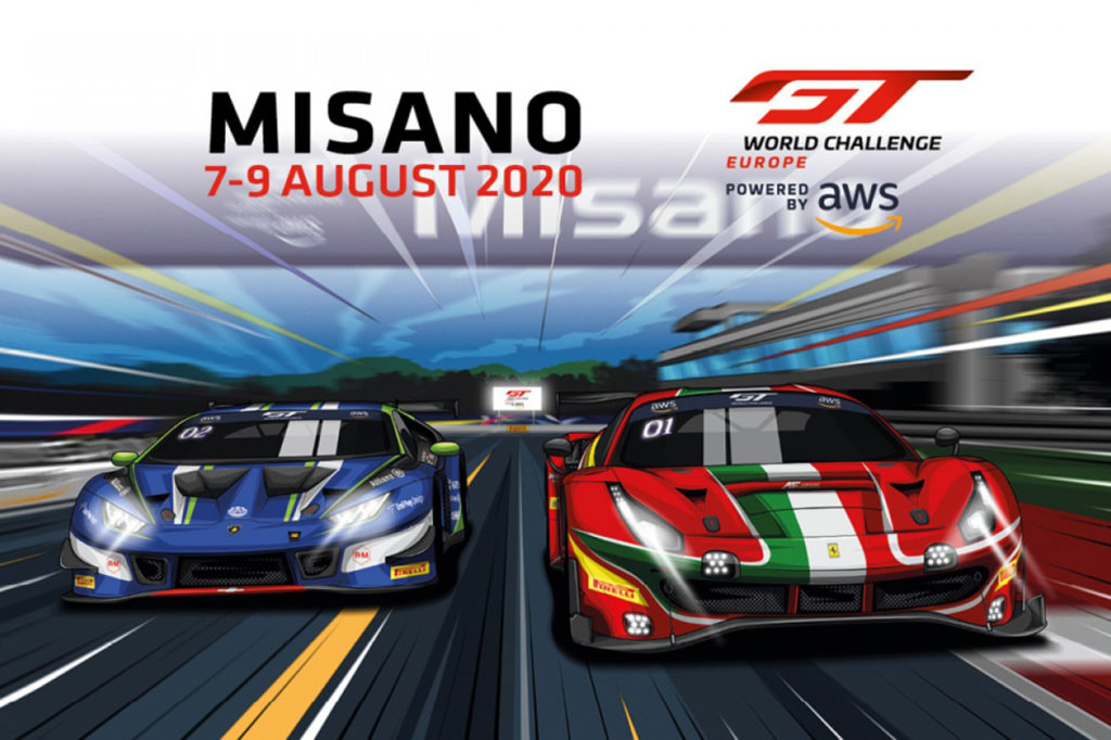 GTWC Europe | Misano 2020: anteprima e orari del weekend