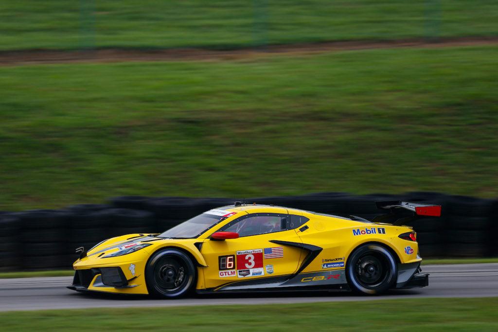 IMSA   Virginia, Gara: passo falso di Porsche e BMW, vittoria di Garcia-Taylor con Corvette