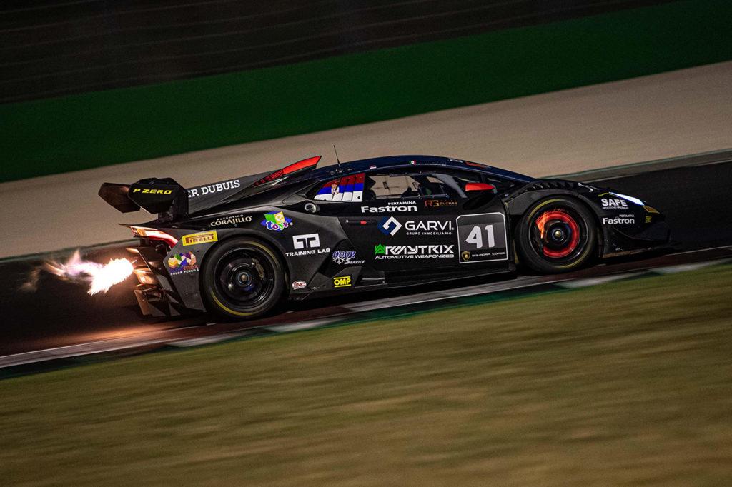 Lamborghini Super Trofeo | Pavlovic-Guzman vincono in notturna a Misano, Stoneman trionfa in Gara 2