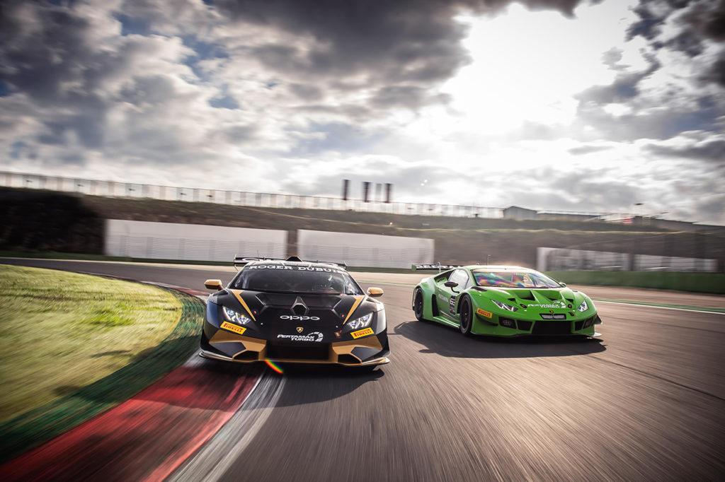 Lamborghini annuncia i piloti del Young Driver Program e del GT3 Junior Program 2020
