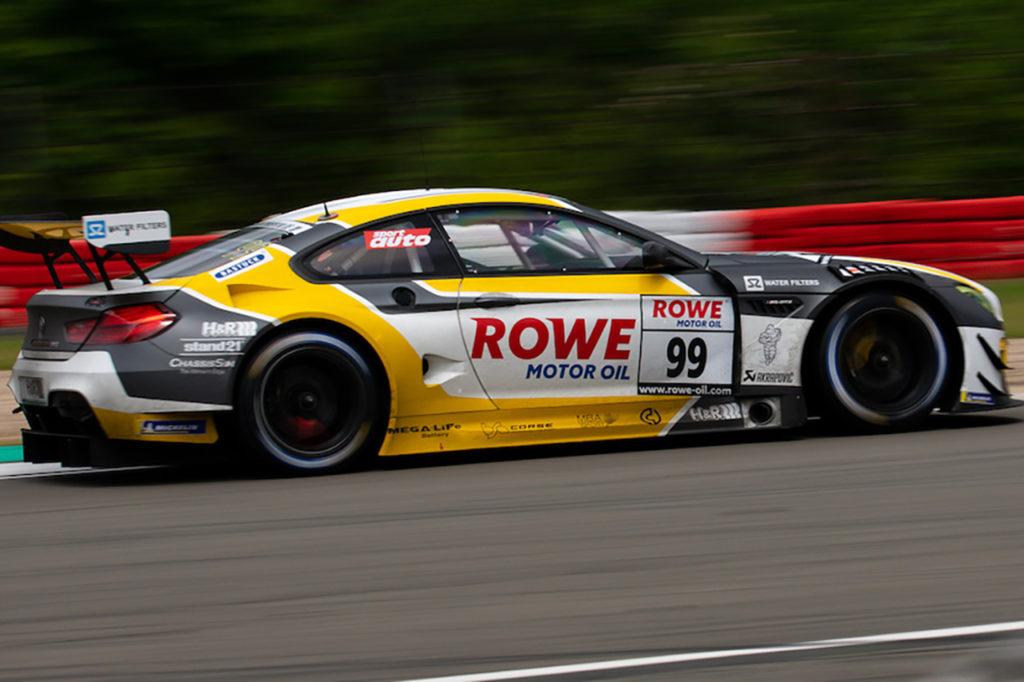 NLS | BMW firma il secondo successo stagionale con ROWE Racing e Catsburg-Dusseldorp