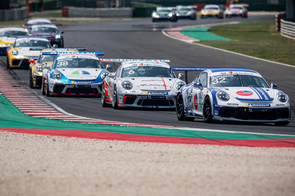 Porsche Carrera Cup Italia | Imola 2020: anteprima e orari del weekend