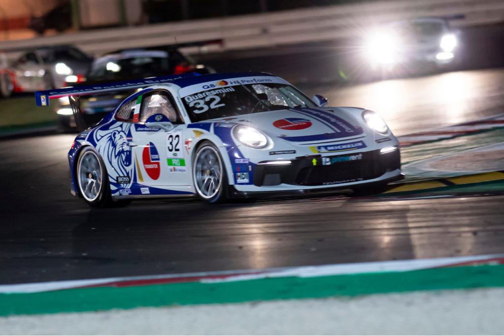 Porsche Carrera Cup Italia | Misano, Gara 1 e 2: Quaresmini vince in notturna, altra vittoria per Iaquinta