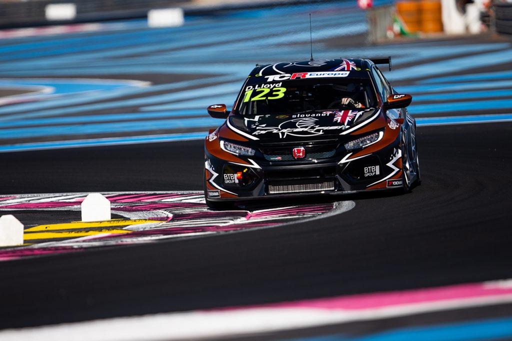 TCR Europe | Le Castellet, Gara 1: Lloyd firma la prima stagionale con Honda