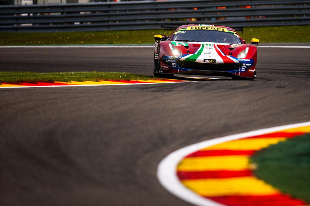 WEC | Cinque Ferrari per il primo appuntamento post-Coronavirus a Spa-Francorchamps